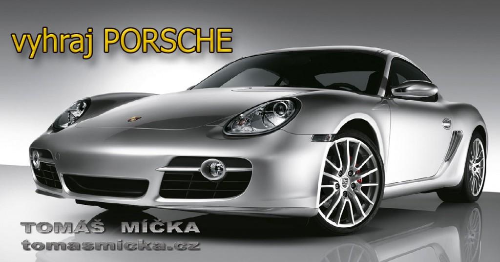 vyhraj Porsche